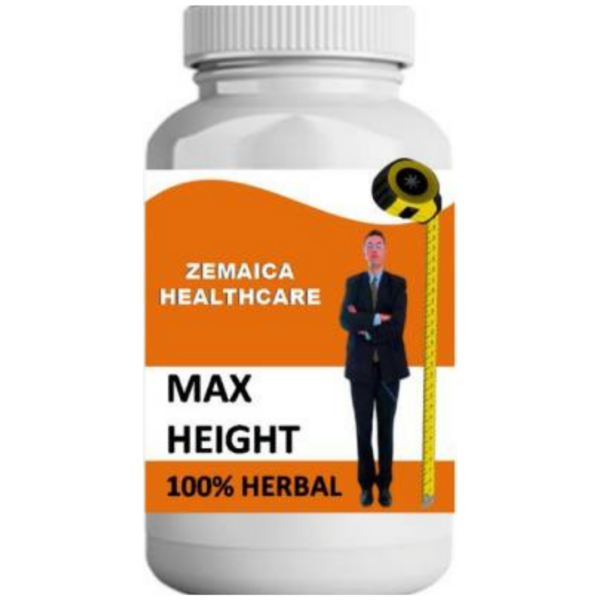 Max height (Pack of 1)