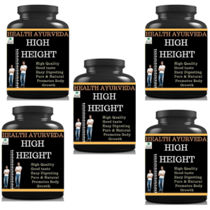 High Height (Pack of 5)