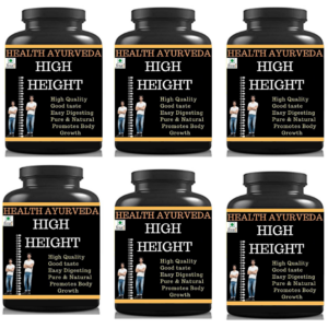 High Height (Pack of 6)