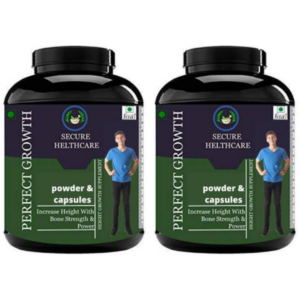 Perfect growth (pack of 2)